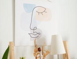 Interior Art Painting